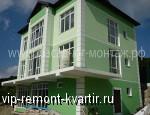 Утепление домов, мокрый фасад, короед - VIP-REMONT-KVARTIR.RU