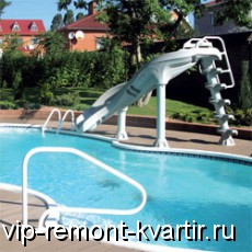 Бассейны из стекловолокна и причины их популярности - VIP-REMONT-KVARTIR.RU