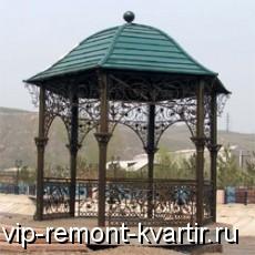 Беседка своими руками - VIP-REMONT-KVARTIR.RU