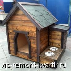 Будка для собаки - утеплять или нет? - VIP-REMONT-KVARTIR.RU
