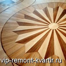 Что определяет рисунок паркета? - VIP-REMONT-KVARTIR.RU