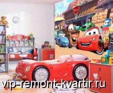 Детские фотообои. Фотообои для детской комнаты - VIP-REMONT-KVARTIR.RU
