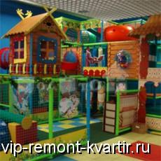 Детское игровое оборудование в дизайне детской комнаты - VIP-REMONT-KVARTIR.RU