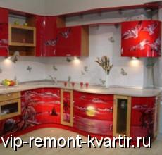 Фасады для кухни: неповторимость стиля и изысканность интерьера Вашей квартиры - VIP-REMONT-KVARTIR.RU