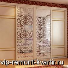 Фасады для шкафов купе: виды и конструктивные особенности - VIP-REMONT-KVARTIR.RU