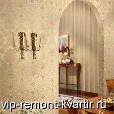 Флизелиновые обои - особенности - VIP-REMONT-KVARTIR.RU