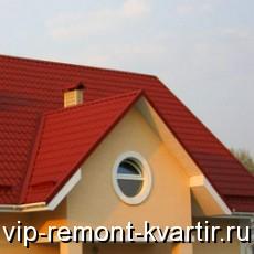 Гофрированный лист для кровли - VIP-REMONT-KVARTIR.RU