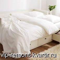 Хранение вещей в маленькой квартире - VIP-REMONT-KVARTIR.RU