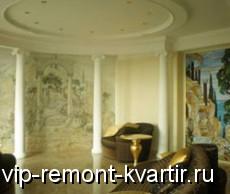 Интерьер в средиземноморском стиле - VIP-REMONT-KVARTIR.RU