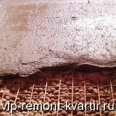 Использование керамзита для утепления частного дома - VIP-REMONT-KVARTIR.RU