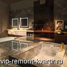 Использование кварцевого камня в отделке интерьера квартиры - VIP-REMONT-KVARTIR.RU