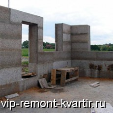 Изготовление опилкобетона - VIP-REMONT-KVARTIR.RU