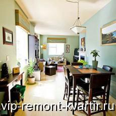Как очень длинную и узкую комнату сделать более широкой и гармонизировать ее пространство в целом - VIP-REMONT-KVARTIR.RU