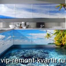 Как оформить кухню в морском стиле? - VIP-REMONT-KVARTIR.RU