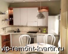 Как расставить мебель в кухне - VIP-REMONT-KVARTIR.RU