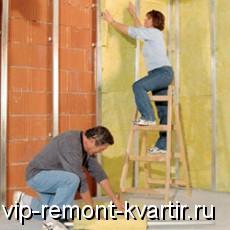 Как звукоизолировать стены? - VIP-REMONT-KVARTIR.RU