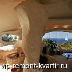 Каменный интерьер в квартире - VIP-REMONT-KVARTIR.RU