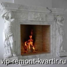 Камины в интерьере вашего дома - VIP-REMONT-KVARTIR.RU