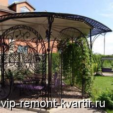 Кованая мебель и кованые изделия - VIP-REMONT-KVARTIR.RU