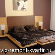 Кровать-подиум из простой кровати – дыхание Востока! - VIP-REMONT-KVARTIR.RU