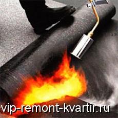 Кровельные рулонные материалы - VIP-REMONT-KVARTIR.RU