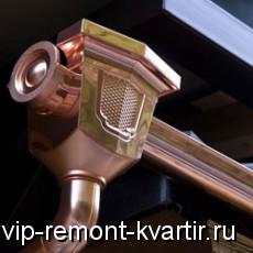 Кровля и водостоки - VIP-REMONT-KVARTIR.RU