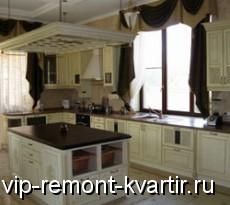 Кухня-остров: изысканная функциональность - VIP-REMONT-KVARTIR.RU
