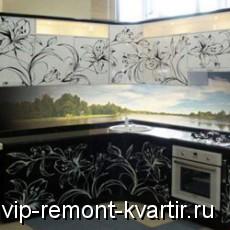 Кухонный фартук: современные идеи по отделке - VIP-REMONT-KVARTIR.RU