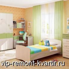 Мебель для детской - VIP-REMONT-KVARTIR.RU