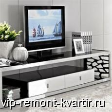 Мебель под телевизор, на что обратить внимание? - VIP-REMONT-KVARTIR.RU