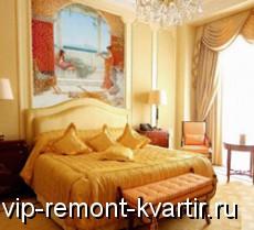Настенные фрески в интерьере квартиры - VIP-REMONT-KVARTIR.RU
