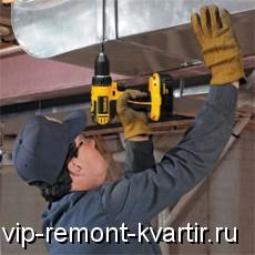 О выборе шуруповерта - VIP-REMONT-KVARTIR.RU