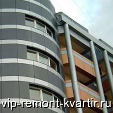 Область применения алюминиевых композитных панелей - VIP-REMONT-KVARTIR.RU