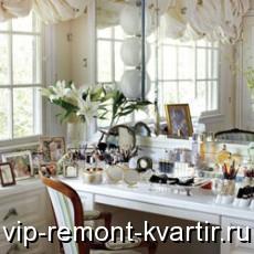 Оформление помещений в будуарном стиле - VIP-REMONT-KVARTIR.RU