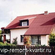 Ондулин - универсальный кровельный материал - VIP-REMONT-KVARTIR.RU