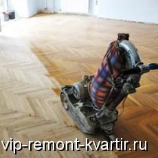 Особенности ремонта паркета - VIP-REMONT-KVARTIR.RU