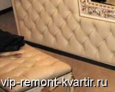 Отделка стен кожей - новинка в сфере дизайна интерьера квартиры - VIP-REMONT-KVARTIR.RU