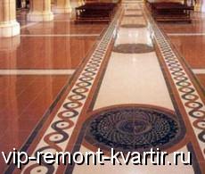 Пол – элемент интерьера - VIP-REMONT-KVARTIR.RU