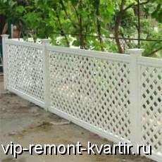 Правильно выбираем забор для дачи - VIP-REMONT-KVARTIR.RU
