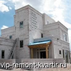 Преимущества газобетона - VIP-REMONT-KVARTIR.RU