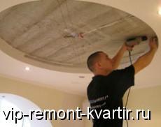 Преимущества натяжных потолков - VIP-REMONT-KVARTIR.RU