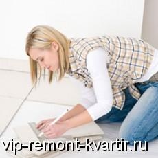 Ремонт ванной комнаты методом укладки новой керамической плитки на старую - VIP-REMONT-KVARTIR.RU