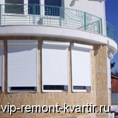 Рольставни - VIP-REMONT-KVARTIR.RU