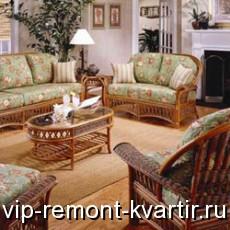 Современный колониальный стиль в интерьере гостиной - VIP-REMONT-KVARTIR.RU