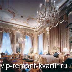 Стиль классицизм в интерьере дома - VIP-REMONT-KVARTIR.RU