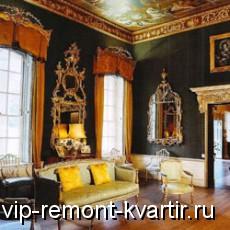 Стили в интерьере: георгианский стиль - VIP-REMONT-KVARTIR.RU