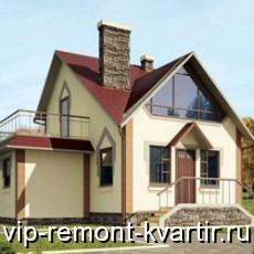 Строительство загородных домов по каркасной технологии - VIP-REMONT-KVARTIR.RU