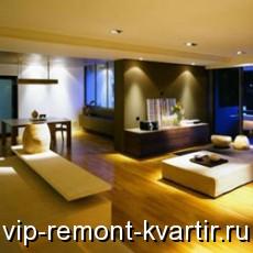 Светодиодная подсветка в интерьере квартиры - VIP-REMONT-KVARTIR.RU