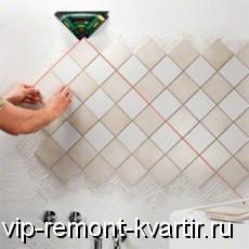 Укладка плитки в ванной - VIP-REMONT-KVARTIR.RU