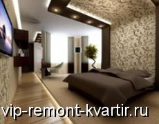 Варианты дизайна спальной комнаты - VIP-REMONT-KVARTIR.RU